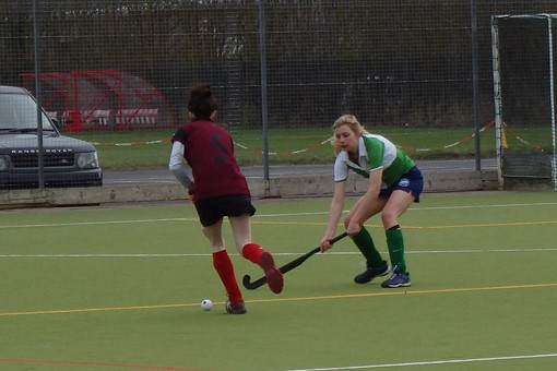 Ladies' 6s v Wallingford 020