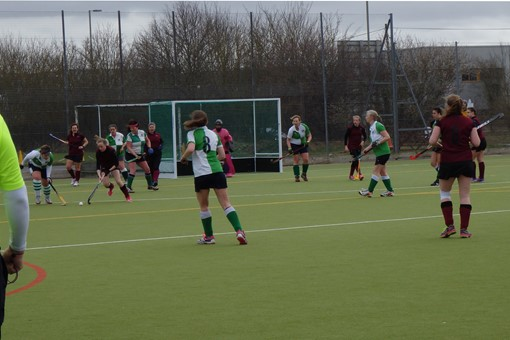 Ladies' 6s v Wallingford 025