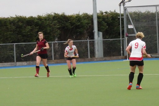Ladies' 1s v Gloucester 001