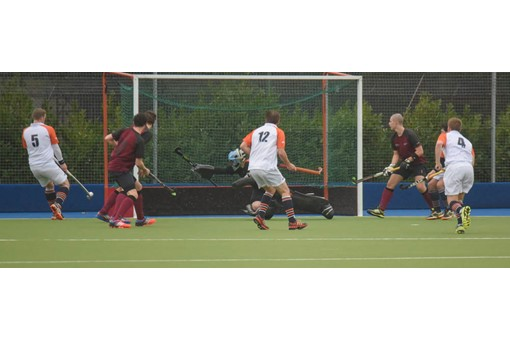 Men's 1s v Purley 005