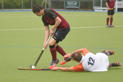 Men's 1s v Purley 010