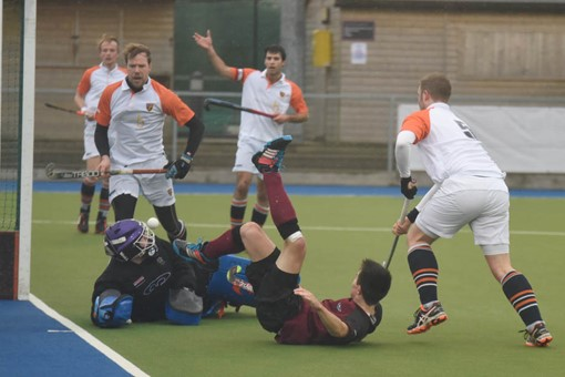 Men's 1s v Purley 025