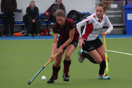 Ladies' 1s v Gloucester 003