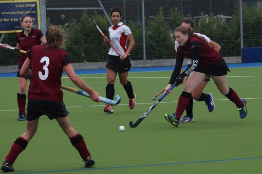 Ladies' 1s v Gloucester 004