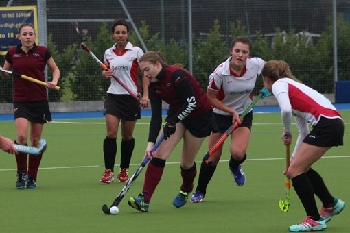 Ladies' 1s v Gloucester 005
