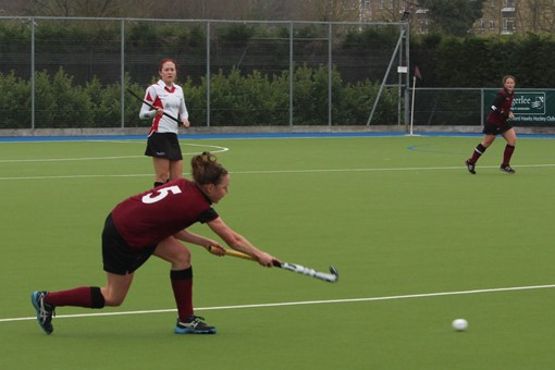 Ladies' 1s v Gloucester 007