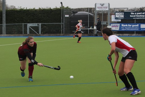 Ladies' 1s v Gloucester 008