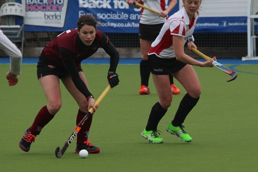 Ladies' 1s v Gloucester 011