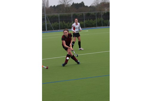 Ladies' 1s v Gloucester 014