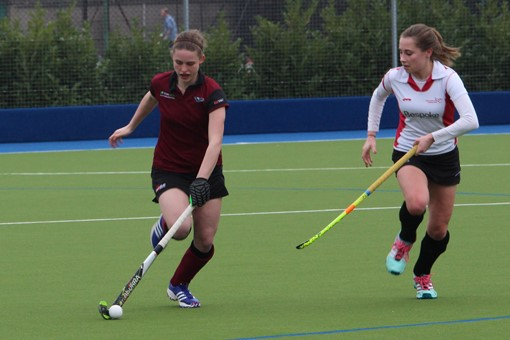 Ladies' 1s v Gloucester 018