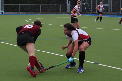 Ladies' 1s v Gloucester 022