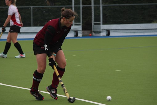 Ladies' 1s v Gloucester 024