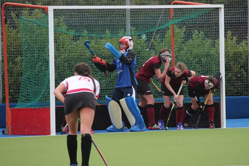 Ladies' 1s v Gloucester 025