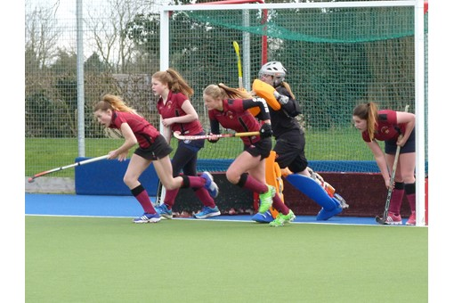 U14 Girls A v Buckingham 019