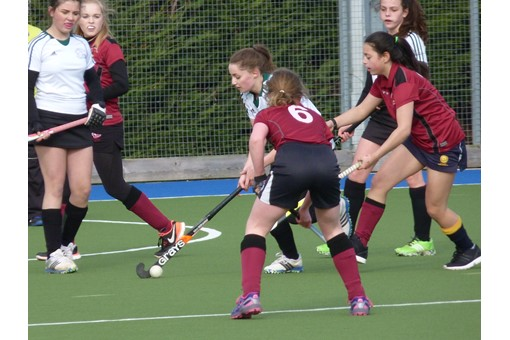 U14 Girls A v Buckingham 020
