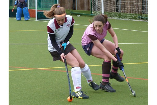 Ladies' 2s v Teddington 001