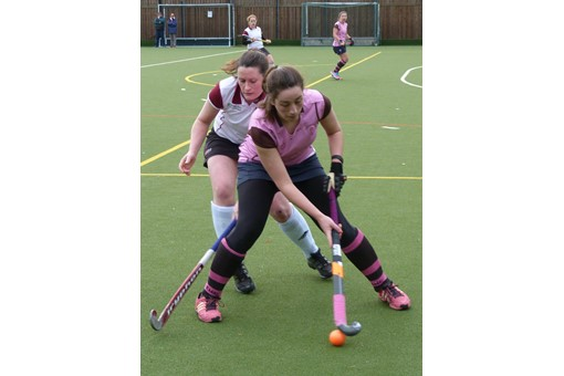 Ladies' 2s v Teddington 002