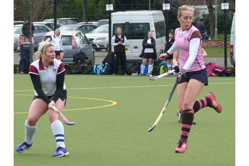 Ladies' 2s v Teddington 004
