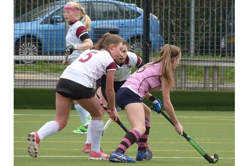 Ladies' 2s v Teddington 005