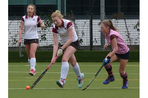 Ladies' 2s v Teddington 006