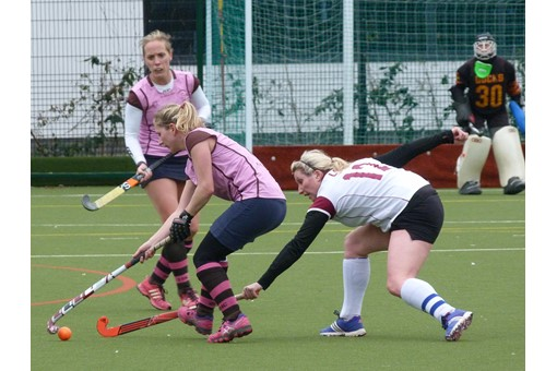 Ladies' 2s v Teddington 008