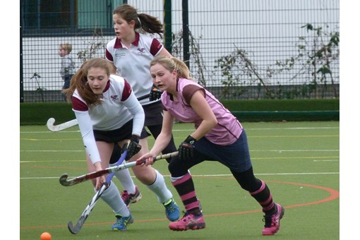 Ladies' 2s v Teddington 009