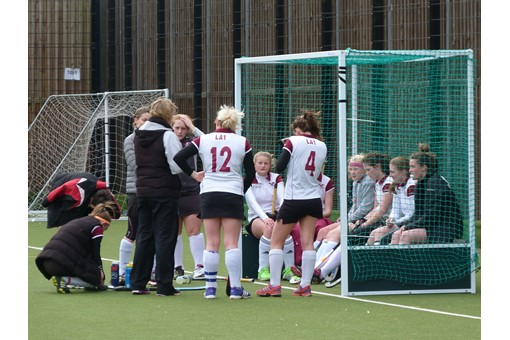 Ladies' 2s v Teddington 010