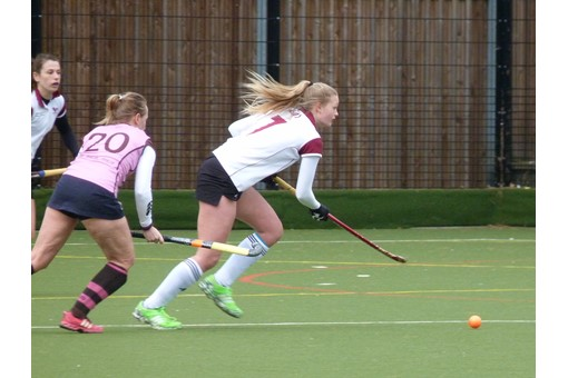 Ladies' 2s v Teddington 011