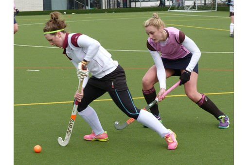 Ladies' 2s v Teddington 013
