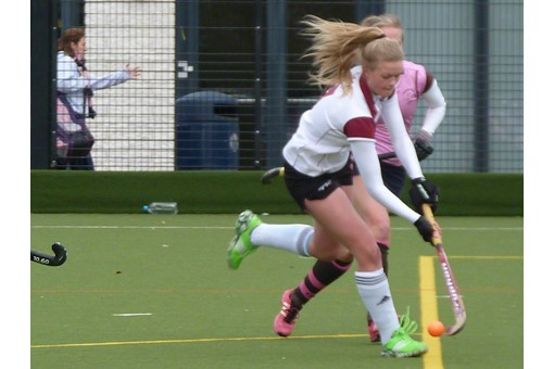 Ladies' 2s v Teddington 014