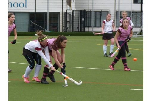 Ladies' 2s v Teddington 017