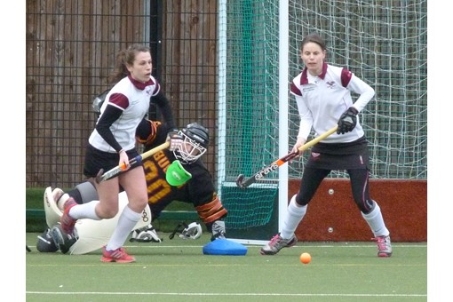 Ladies' 2s v Teddington 018