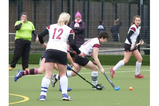 Ladies' 2s v Teddington 020