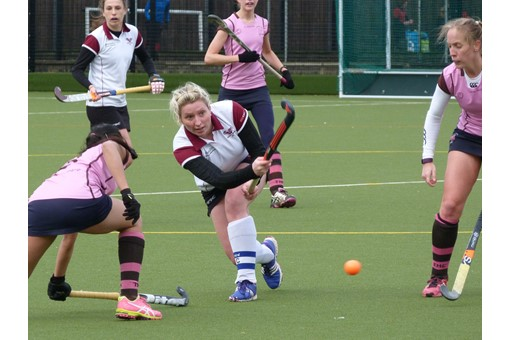 Ladies' 2s v Teddington 021