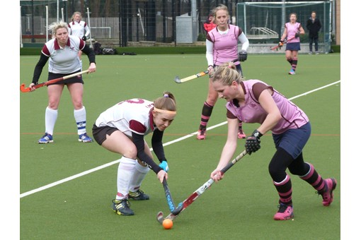 Ladies' 2s v Teddington 022