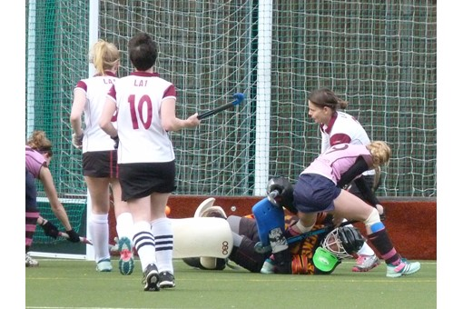 Ladies' 2s v Teddington 023