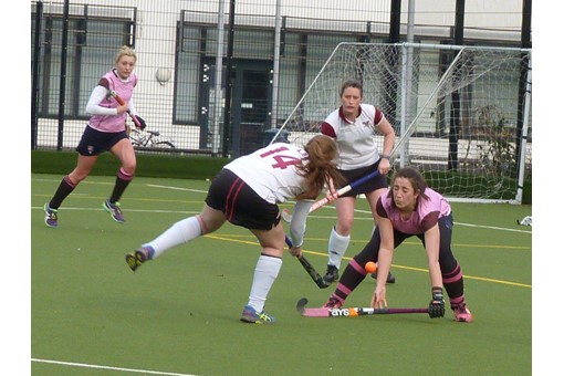 Ladies' 2s v Teddington 024