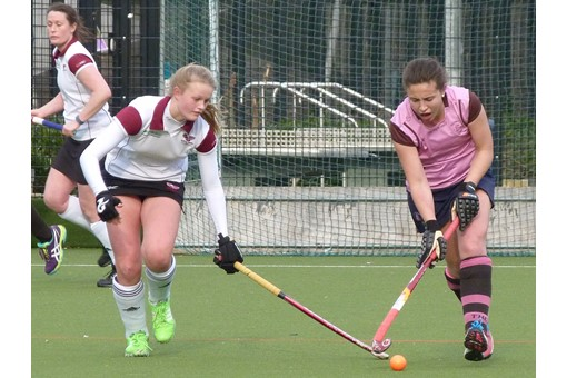 Ladies' 2s v Teddington 025