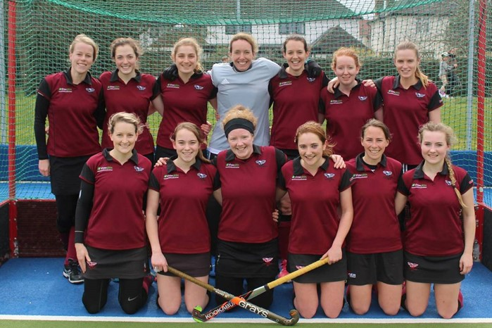 Ladies' 3s March 2016 001