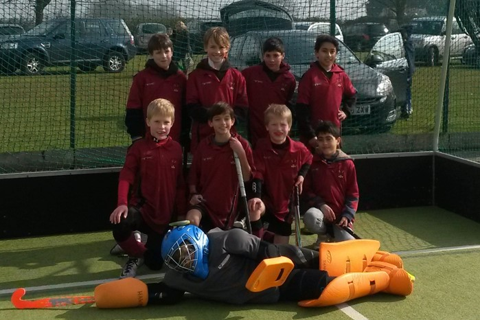 U10s Oxon In2Hockey Tournament March 002