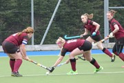 Ladies' 2s v Spencer 003