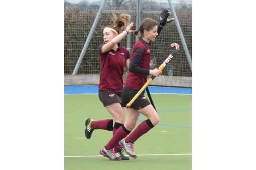 Ladies' 2s v Spencer 004