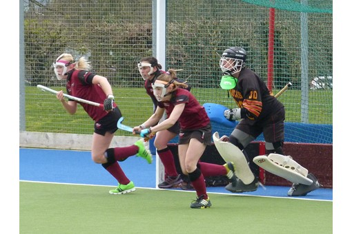 Ladies' 2s v Spencer 009
