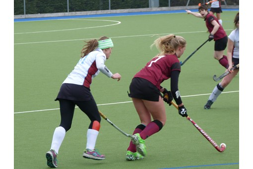 Ladies' 2s v Spencer 010