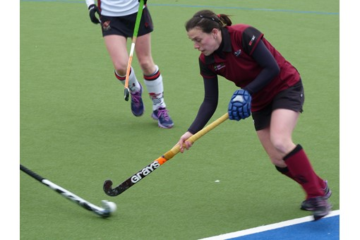 Ladies' 2s v Spencer 012