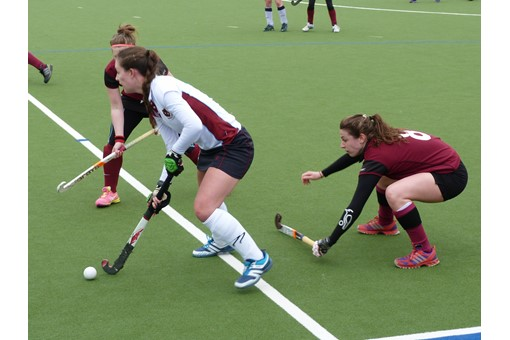Ladies' 2s v Spencer 015