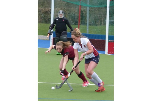 Ladies' 2s v Spencer 017
