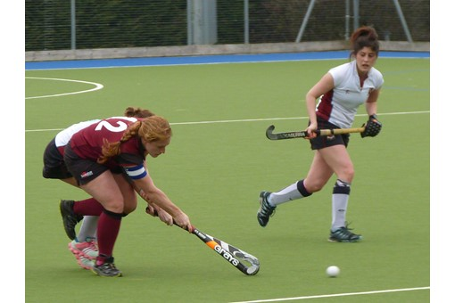 Ladies' 2s v Spencer 018