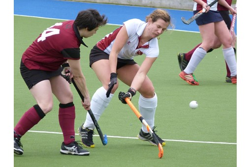 Ladies' 2s v Spencer 019