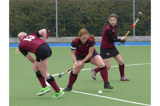 Ladies' 2s v Spencer 021